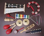 Zestaw instrumentów muzycznych  - MIDI