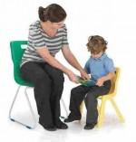 Krzesło na płozach rozmiar 6
