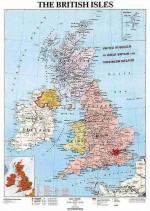 2w1 - Język angielski - The Tenses/The British Isles