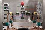 Pompa ciepła - zestaw demonstracyjny, rozbudowany (kod towaru: POCP-05)