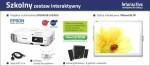 Szkolny zestaw interaktywny IPBoard 85 DUAL