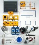 Kolektor słoneczny - zestaw rozbudowany 2.0 (kod towaru: EZSO-46)