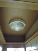 Nadstawka oświetleniowa dygestorium