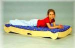 Leżak przedszkolny Śpioszek