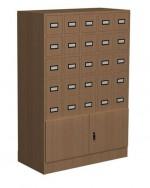 Szafka katalogowa D 25 szuflad