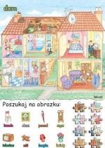 Poszukaj na obrazku - dom